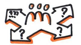 incertitude : Je dois faire un choix, quel chemin dois-je prendre ?