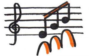 le collectif, c'est plusieurs personnes qui jouent chacune leur note sur une même partition.