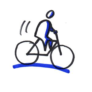 Apprendre en faisant ... ce n'est pas en regardant un vélo qu'on apprend à en faire, il faut se lancer !