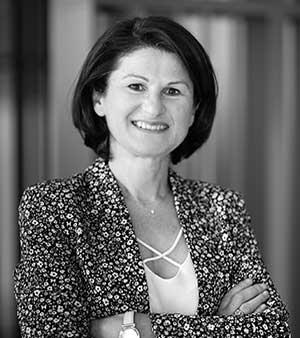 Catherine Jullien : partenaire Nadine Dubost